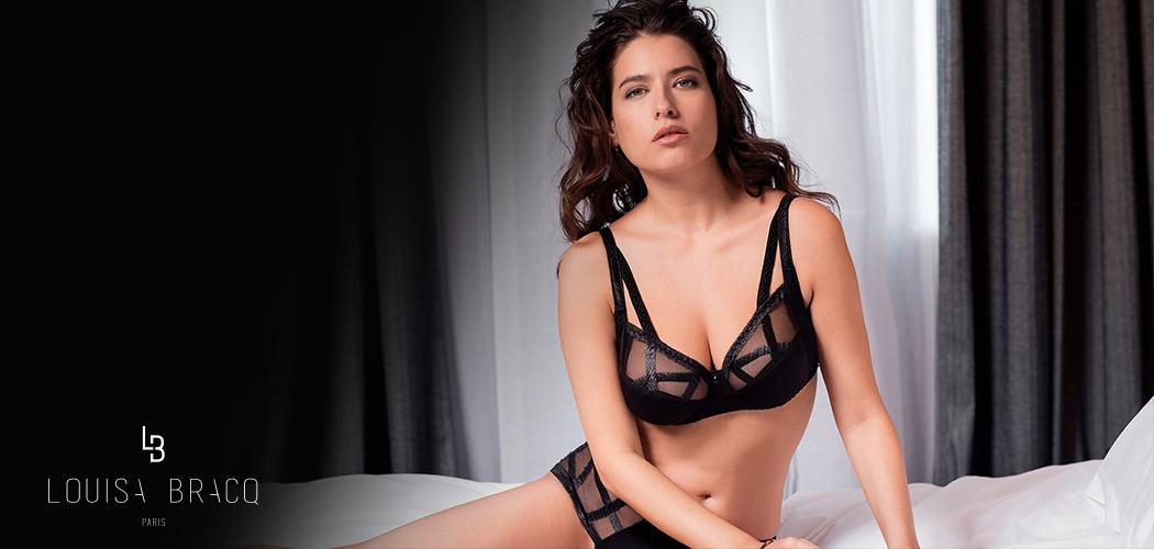 Louisa Bracq - Série - luxusní spodní prádlo  db50ccb054